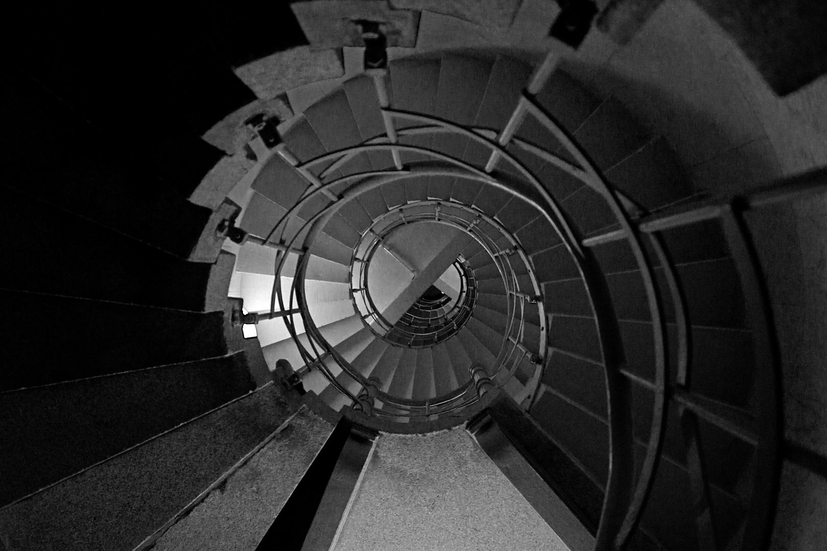 Treppe der Siegessäule
