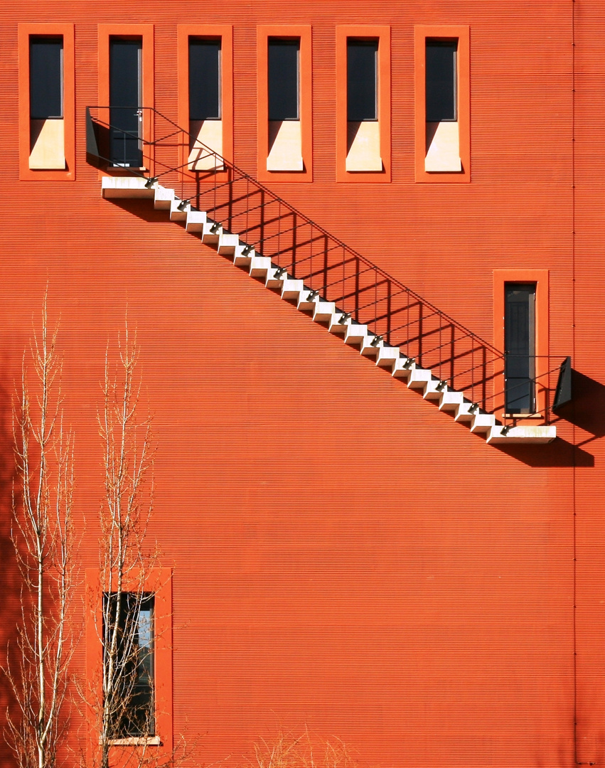 Treppe Frankfurt/M.