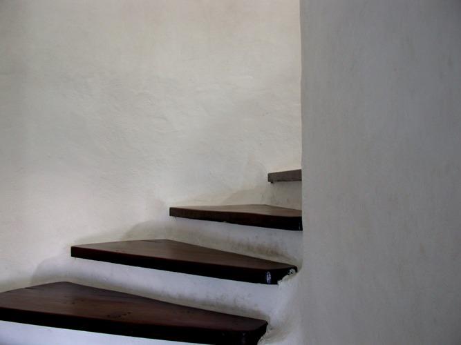 Treppe -ganz schlicht
