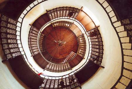 Treppe i m Turm