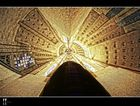 Treppe im Atlantishaus...