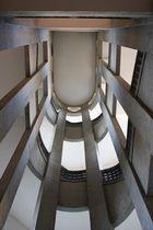Treppe im Deutschen Museum München