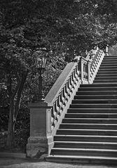 Treppe im Park