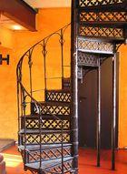 Treppe im Schlachthof Bremen