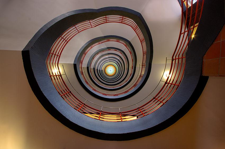 Treppe Hamburg treppe im sprinkenhof hamburg foto bild abstraktes formen