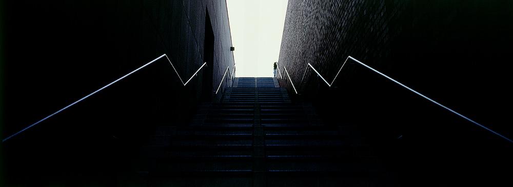 Treppe in Köln