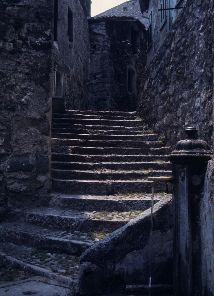 Treppe in Limone