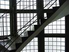 Treppe mit Glasbausteinen