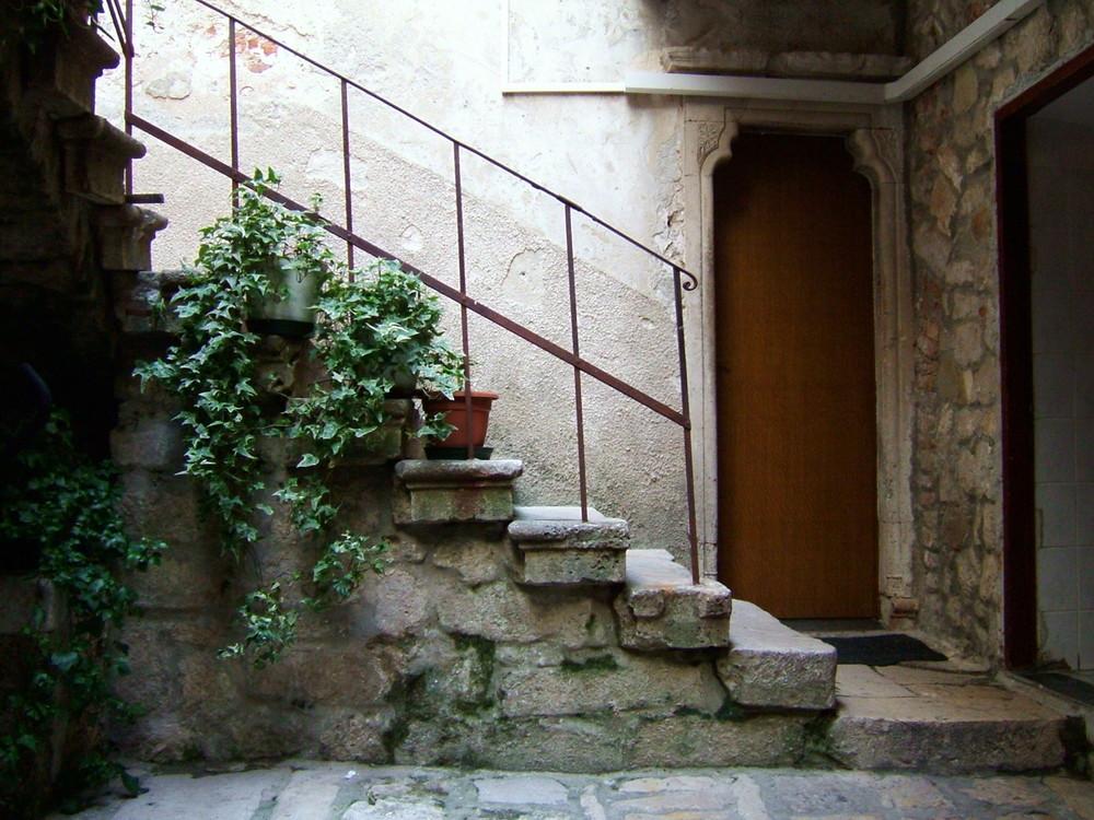 Treppe Romantik