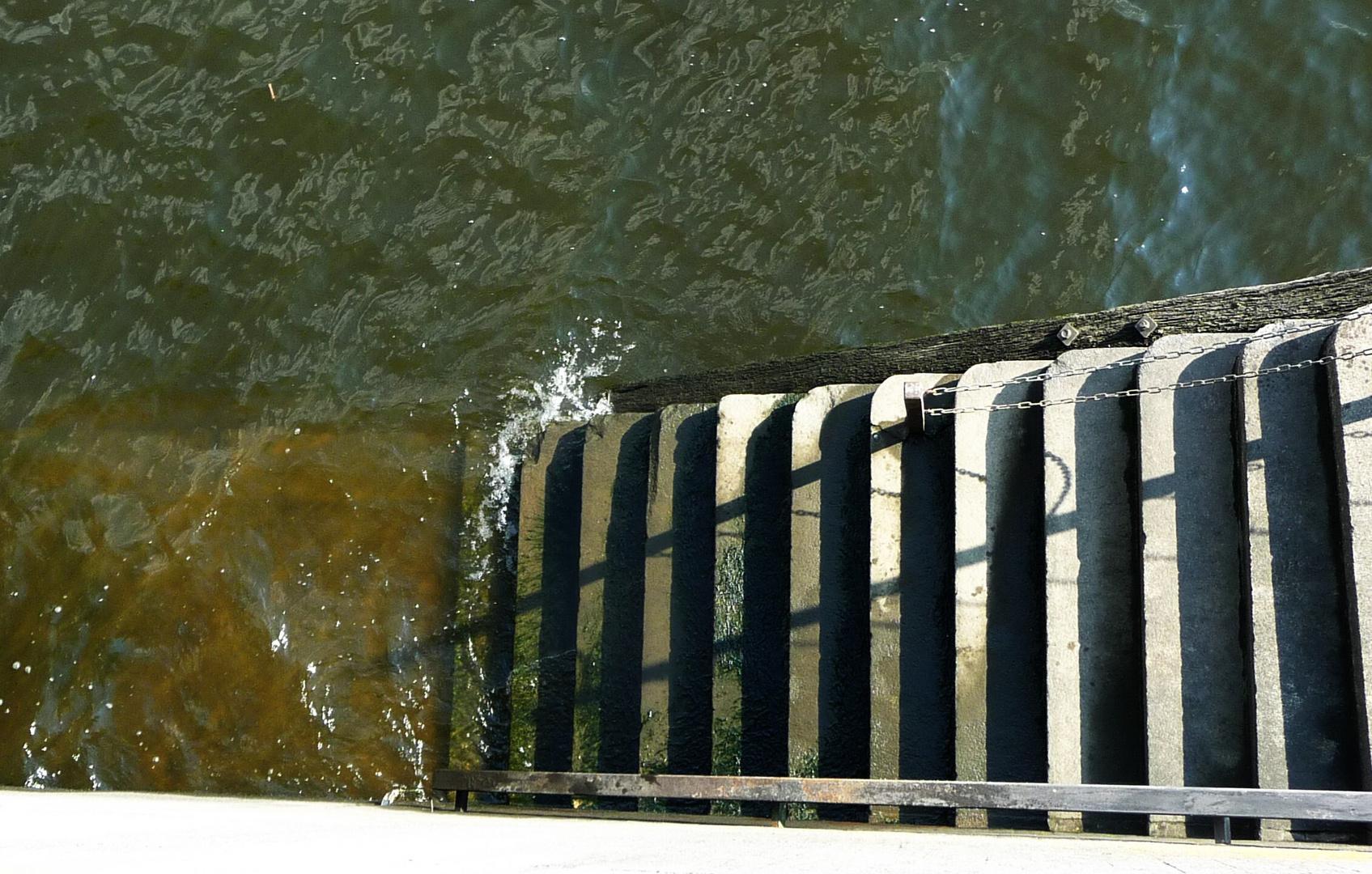 Treppe zu Neptun?