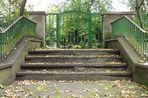 Treppe zum Herbst