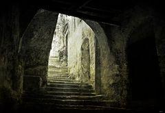 - treppe zum licht -