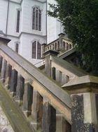 Treppe zur Albrechtsburg