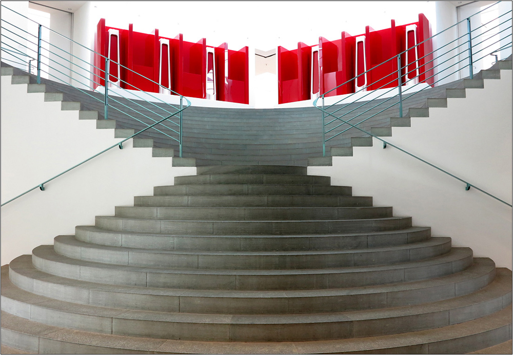 Treppe zur Kunst