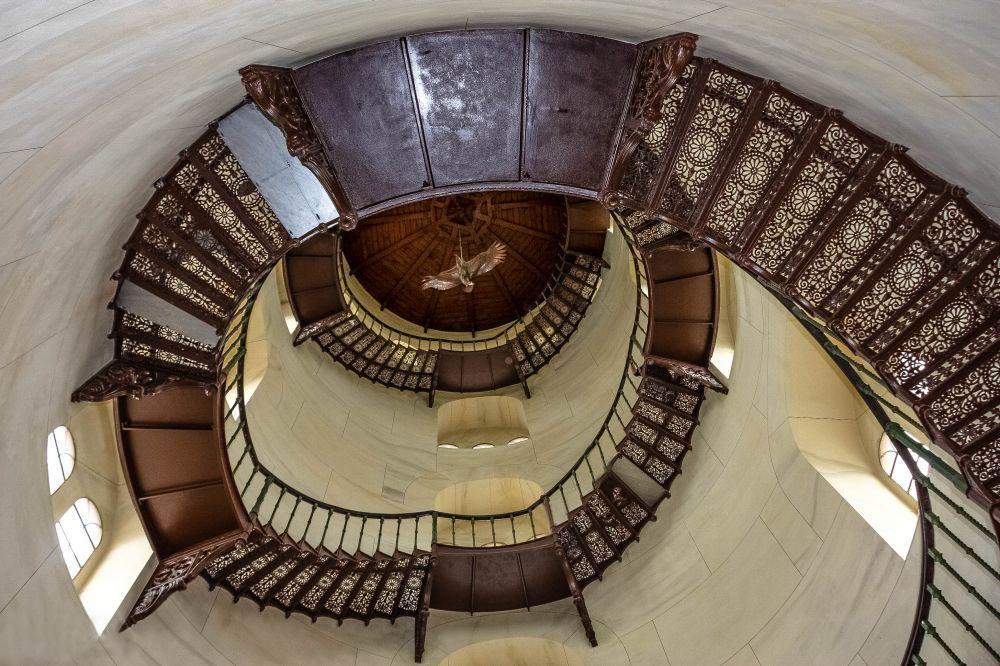 Treppen...