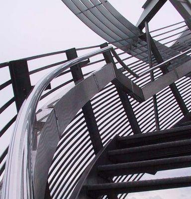 Treppen-Abstrakt