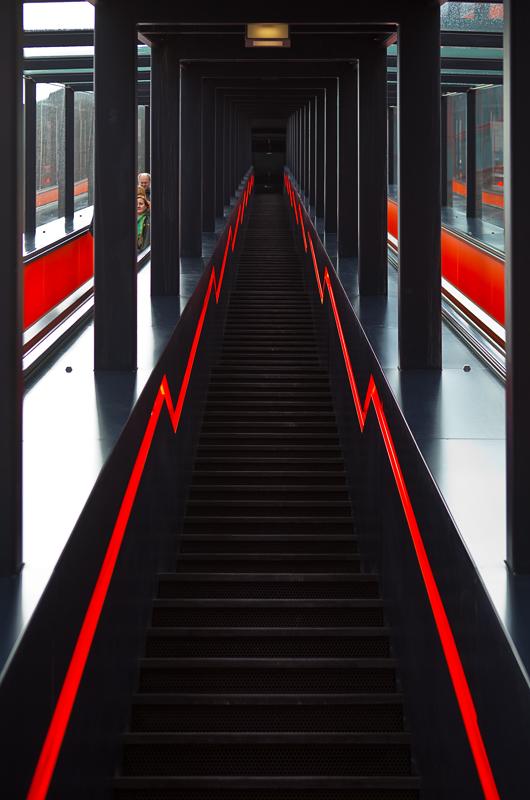 Treppen-Blitz