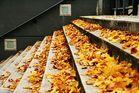 Treppen im Herbst (a.d. Oder)