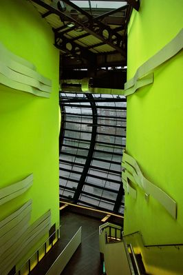 Treppen-Klimahaus