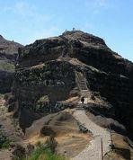 Treppen zum Gipfel