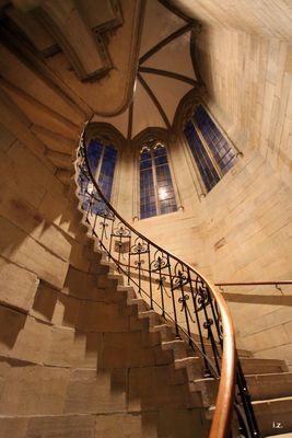 Treppenaufgang Johanneskirche