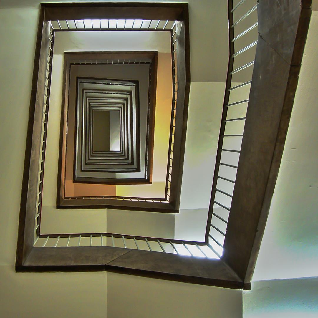 Treppenauge Tempelhof Berlin