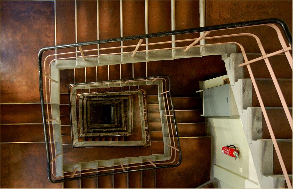 Treppengang VI