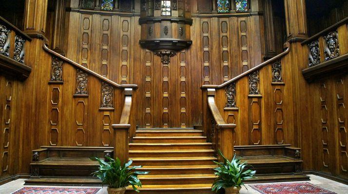 Treppenhalle
