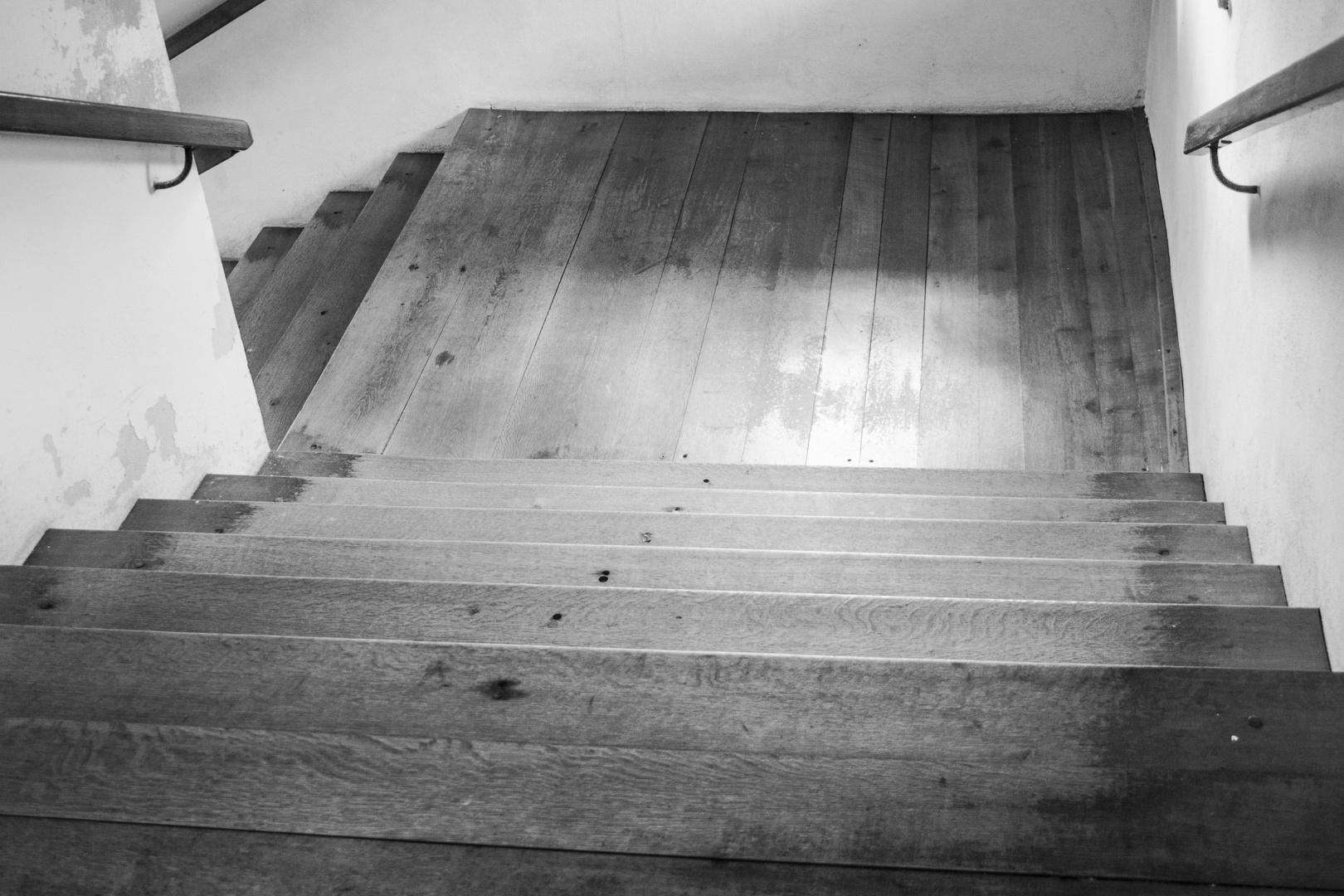 Treppenhaus? Ansichtssache Teil 2