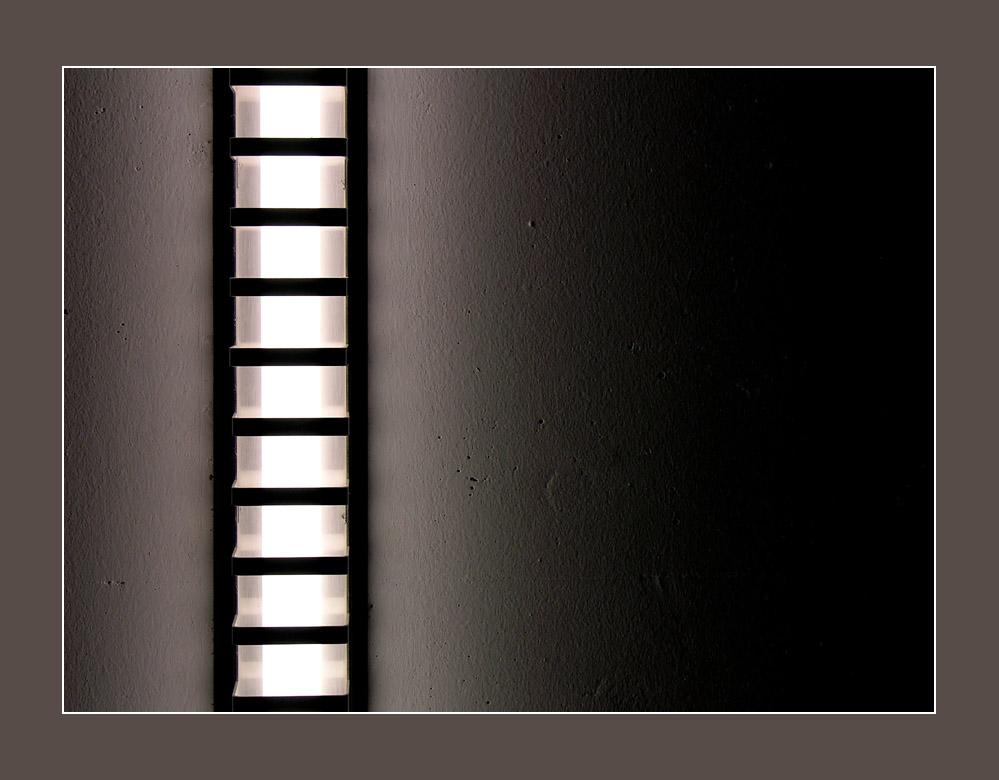 Treppenhaus- Beleuchtung