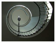 Treppenhaus im Deutschen Museum