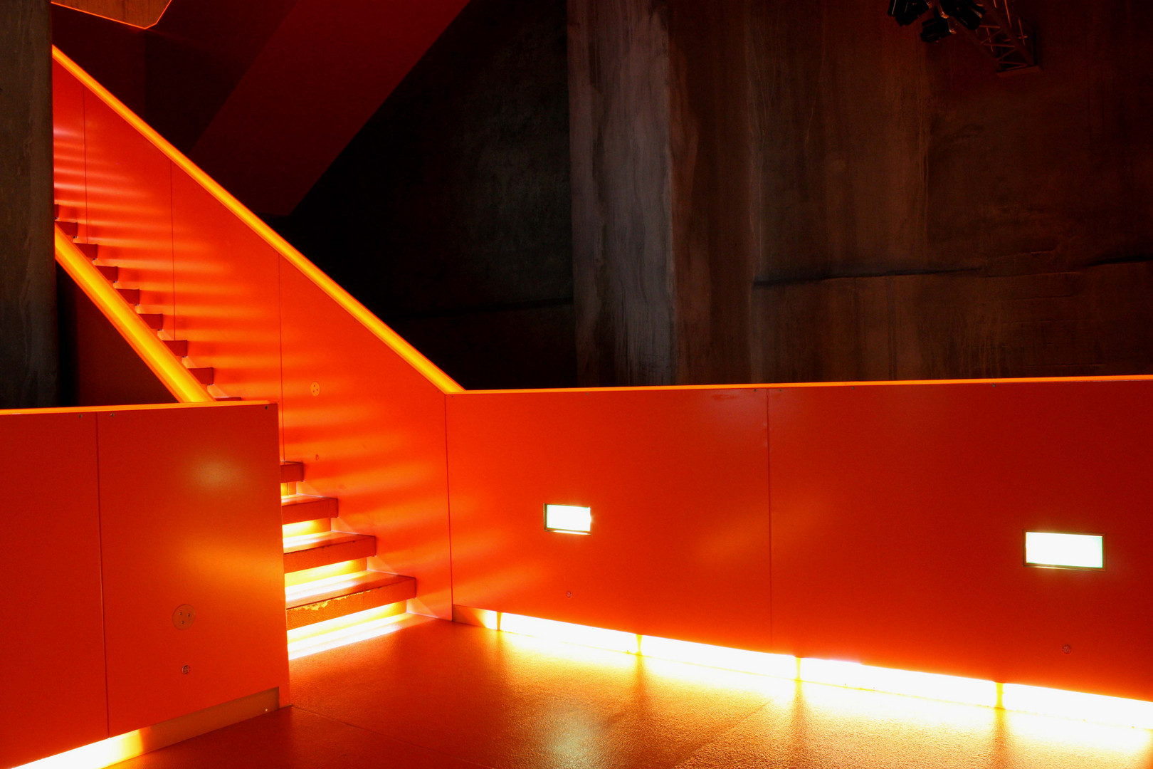 Treppenhaus im Ruhrmuseum
