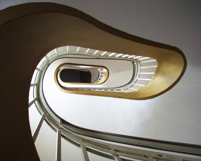 Treppenhaus von Behrens