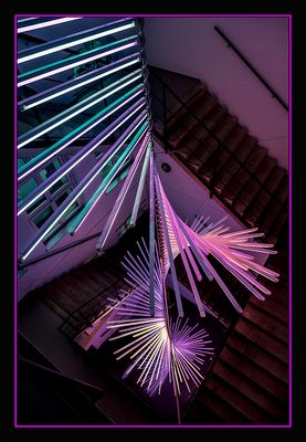 Treppenhausbeleuchtung....