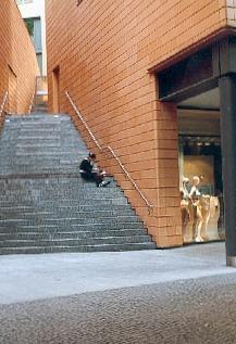 Treppenspeise