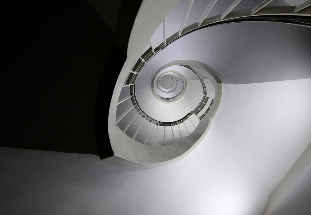 Treppenturm CFB