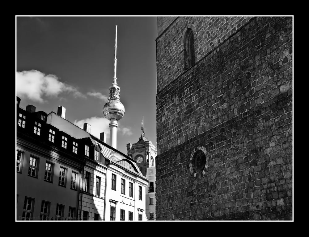 Tres espectadores de excepción (Berlin Alemania)