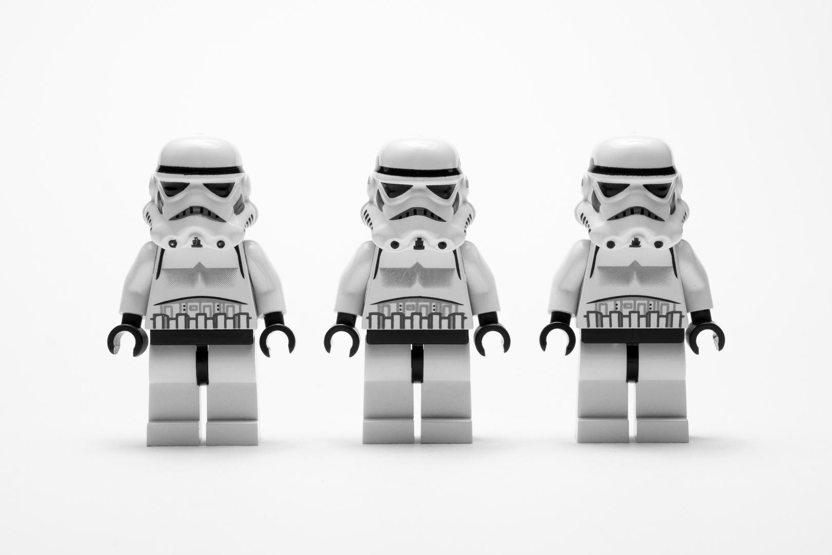 tres hombres imperiales