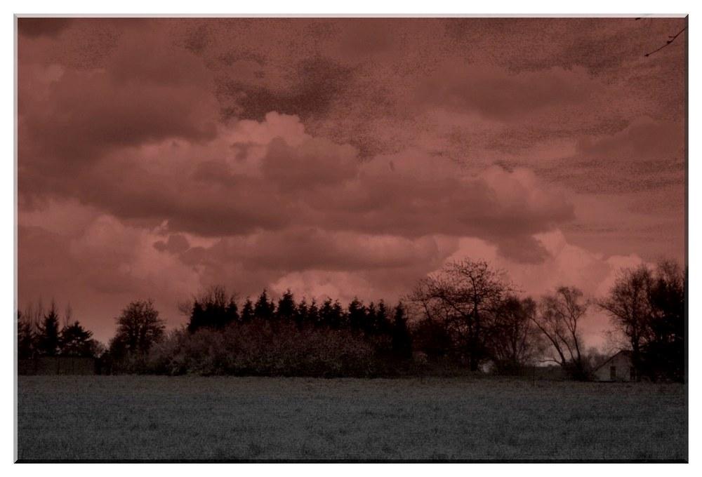 tres nuageux