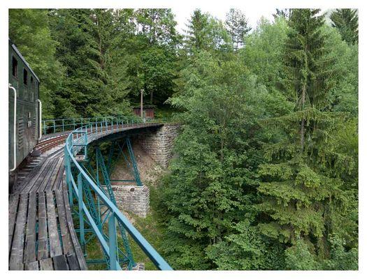 Trestlework-Brücke