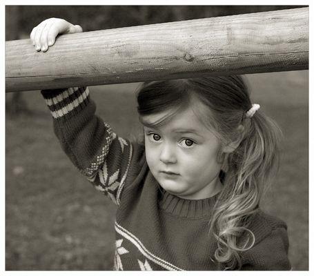 Treue Kinderseele