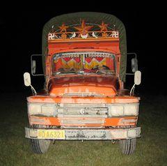 treues Arbeitspferd auf 2000km durch Tibet