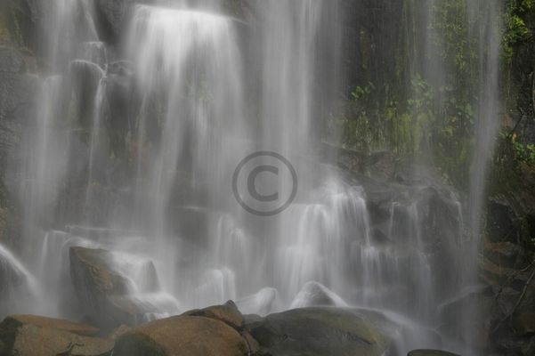 Trevethan Falls, Queensland, Australien