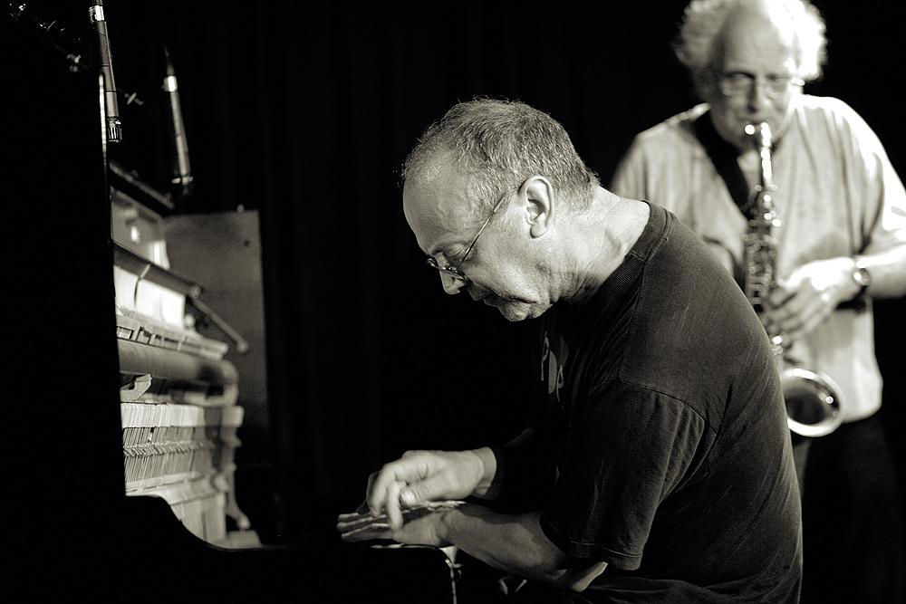 Trevor Watts / Veryan Weston Duo (GB) - Dialogues I