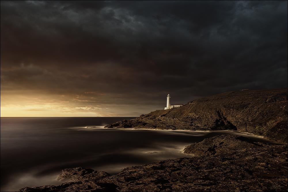 Trevose Head Lighthouse...