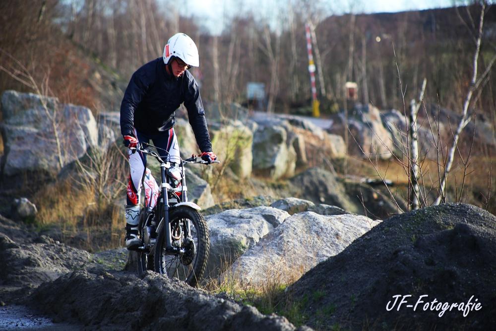 Trialbiker