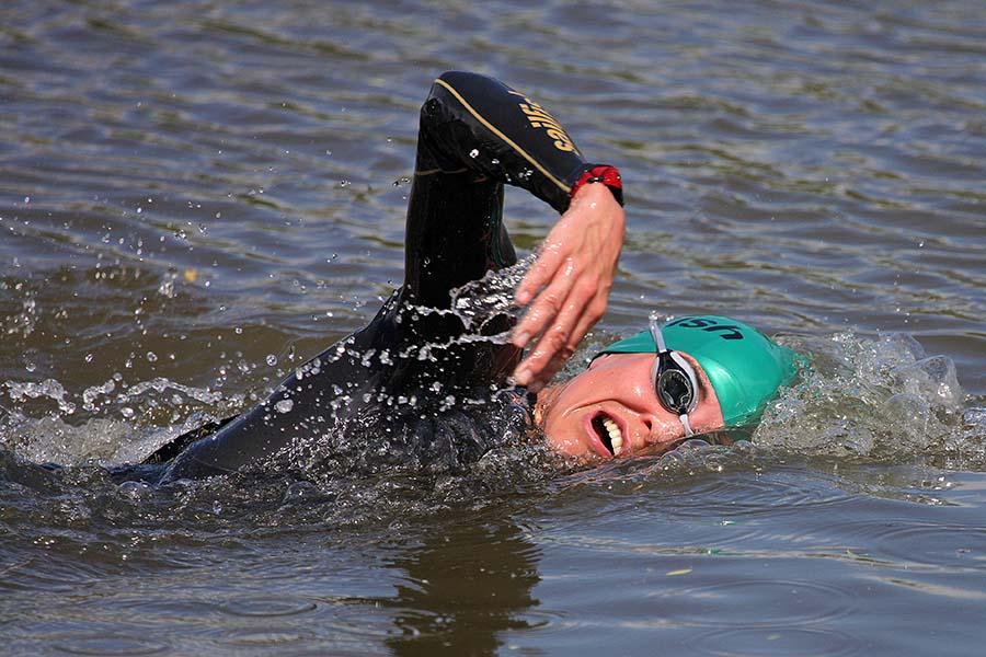 Triathlon 02 Schwimmen
