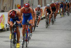 Triathlon Hamburg - nun lös mich doch mal ab