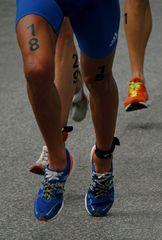 Triathlon Hamburg - wie im Fluge