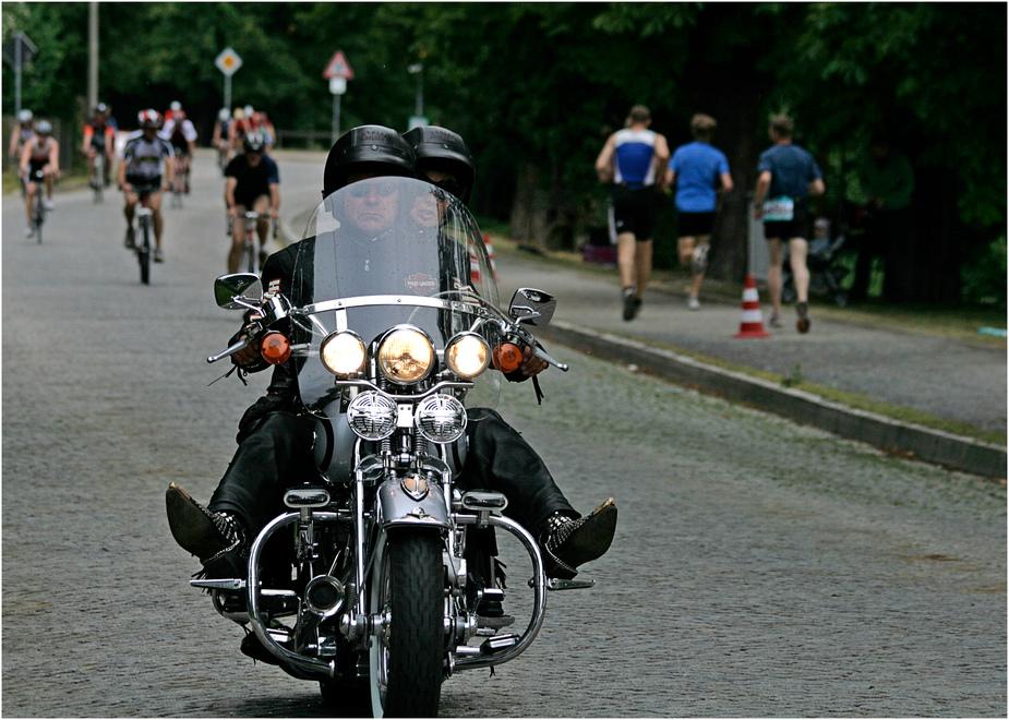 - triathlon moritzburg - einmal anders -
